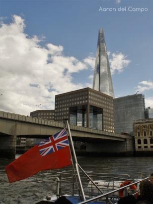 The Shard, el edificio más alto de Londres.